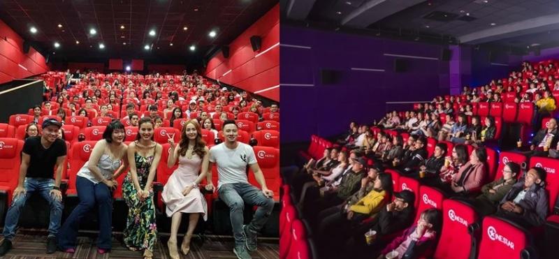 Nằm mơ thấy đi xem phim rạp cùng người lạ
